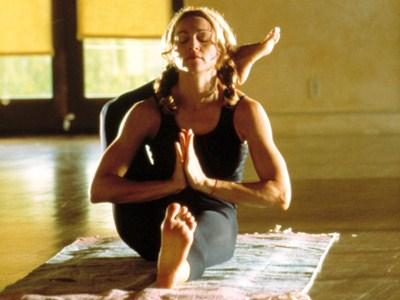 What Famous People Do Yoga Beerasana